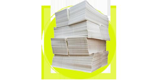 Servicio de depósito de papel- Empresa de medanzas y guarda muebles Dante